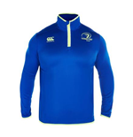 2017-2018 Leinster Rugby First Layer Training Top (Blue)
