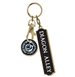 Harry Potter Metal Keychain Gringotts 5 cm