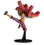 One Piece SCultures Figure Big Zoukeio 6 Donquixote Doflamingo 10 cm