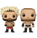 WWE POP! Vinyl Figures 2-Pack Enzo Amore & Big Cass 9 cm