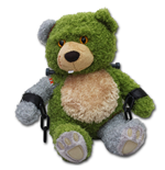 Frankented - Collectable Soft Plush Toy Elite 27cm