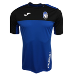 2017-2018 Atalanta Joma Training Shirt (Blue)