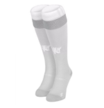 2017-2018 Man Utd Adidas Third Socks (Grey)