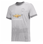 2017-2018 Man Utd Adidas Third Football Shirt