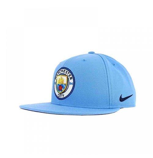 Buy Official 2017-2018 Man City Nike Adjustable Cap (Blue) bff9bd4a12e