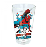 Spiderman Glassware 269104