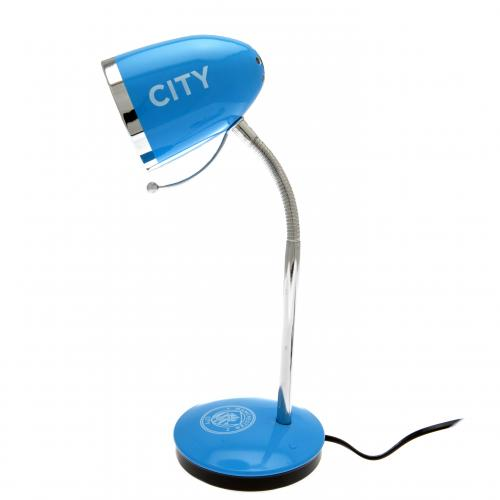Manchester City F.C. Bedroom Lamp