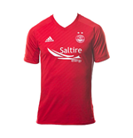 2017-2018 Aberdeen Adidas Home Football Shirt