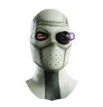 Suicide Squad Light Up Latex Mask Deadshot