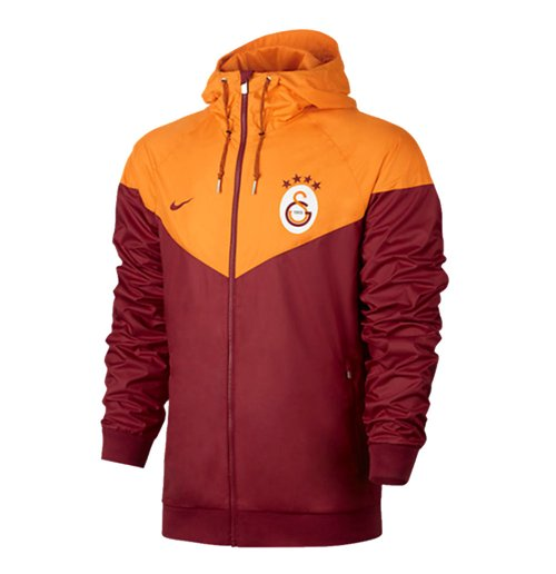 2018 Windrunner Galatasaray 2017 Nike Red Authentic JacketPepper ARqjL354