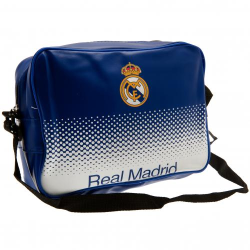 Real Madrid F.C. Messenger Lunch Bag