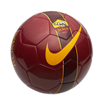 2017-2018 AS Roma Nike Supporters Football (Maroon)