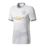 2017-2018 Man Utd Adidas Third Adi Zero Football Shirt