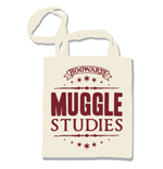 Harry Potter Shopping Bag Muggle Studies