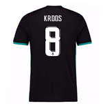 2017-18 Real Madrid Away Shirt (Kroos 8)