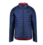 2017-2018 PSG Nike Authentic Down Jacket (Navy)