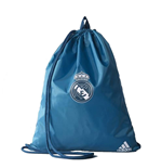 2017-2018 Real Madrid Adidas Gym Bag (Solid Grey)