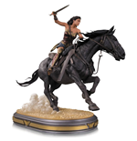 Wonder Woman Movie Deluxe Statue 1/6 Wonder Woman on Horseback 45 cm --- DAMAGED PACKAGING