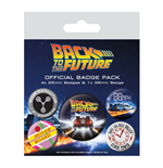 Back to the Future Pin 270784