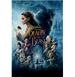 The beauty and the beast Poster 270823
