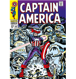 Captain America Poster 270927