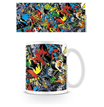 DC Comics Superheroes Mug 271264