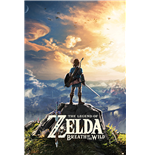 The Legend of Zelda Poster : Breath Of The Wild