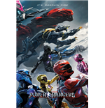 Power Rangers Poster 271606