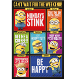 Despicable me - Minions Poster 271609