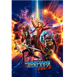 Guardians of the Galaxy Vol. 2 Poster - One Sheet - 61X91,5 Cm
