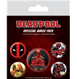 Deadpool Pin 271740