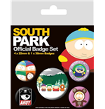 South Park Badge Pack