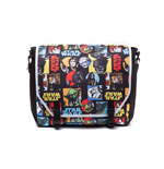 Star Wars Messenger Bag Retro Characters Comic Style