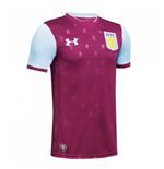 2017-2018 Aston Villa Home Football Shirt (Kids)