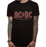 AC/DC T-shirt - Vintage Let There Be Rock