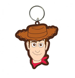 Toy Story - Woody Rubber Keychain