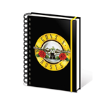 Guns N' Roses Notepad 272846