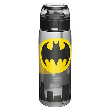 BATMAN Travel Water Bottle With Loop