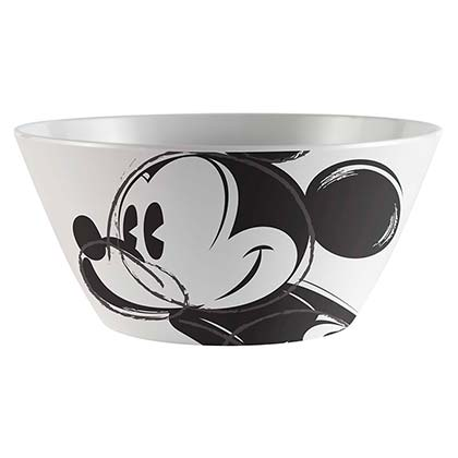 Mickey Mouse Melamine Cereal Bowl