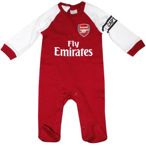 Arsenal F.C. Sleepsuit 6/9 mths DR