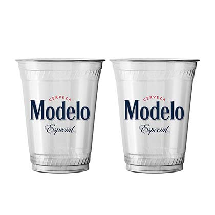 MODELO ESPECIAL Clear Cup Pack Of 50