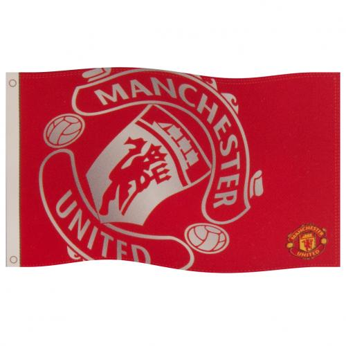 Manchester United F.C. Flag RT