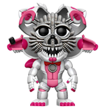 Five Nights at Freddy's POP! Games Vinyl Figure Jumpscare Foxy Summer Convention Exclusive 9 cm