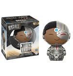 Justice League Movie Vinyl Sugar Dorbz Vinyl Figure Cyborg 8 cm