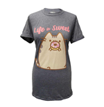Pusheen T-shirt Life Is Sweet (rolled SLEEVE)