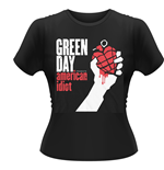 Green Day T-shirt American Idiot