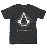 Assassins Creed T-shirt Spiral