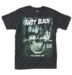 Andy Black (black Veil BRIDES) T-shirt The Shadow Side