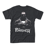 Marvel The Punisher T-shirt Knight