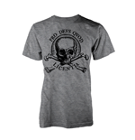 Uncharted 4 T-shirt Skull